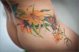 работы других мастеров бабочки тату мастер Tenь