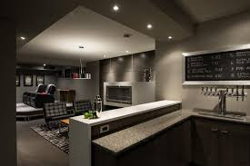 Contemporary Design Ideas 22 finished basement contemporary design ideas 5