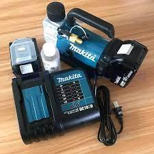 MaCharger vakum pompası laboratuvar buzdolabı klima vakum DVP180 döner Disk  pompası 2x5.0Ah lityum pil yok yağ|Pneumatic Parts