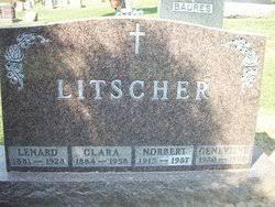 Norbert Adam Litscher (1915-1987) - Find A Grave Memorial