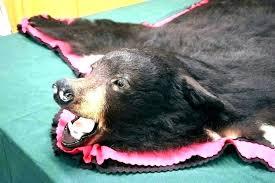 fake bear skin rug faux bear skin rug with head large size of winsome fake for fake bear skin rug