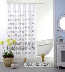 eye catching bathroom curtains for lovely bathroom