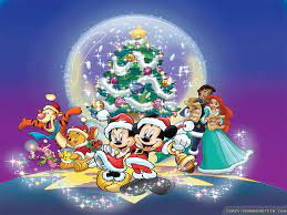 49+] Disney Christmas Wallpaper and ...