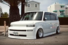 rotiform-slammed-scion-xb-tmb-wheels | xB/bB | Pinterest | Scion ...