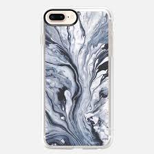 iphone 8 plus case. iphone 8 plus case - blue marble iphone