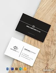 Blank Business Card Template Free Blank Business Card Template Word Psd Apple Pages