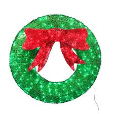 hurry outdoor lighted wreath lavishly large enthralling on endorsed e battery operated lit home design