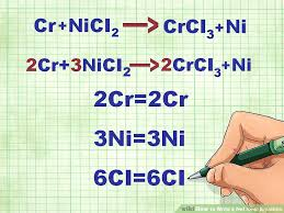 image titled write a net ionic equation step 5 simple steps to balance chemical equations easy