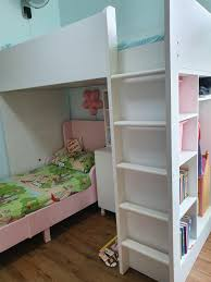Image Twin Loft Carousell Like New Ikea Stuva Loft Bed Mattress Delivery Install