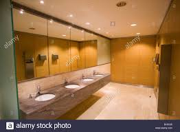 bathroom office. A Bathroom In Newly Fitted Office Building. N