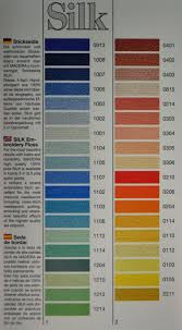 Details About Full 108 Range Madeira Silk Floss Embroidery Thread 100 Pure Silk