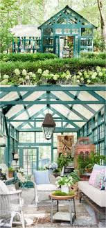 diy garden office. 12 Amazing DIY Sheds And Greenhouses: How To Create Beautiful Backyard Offices, Studios Garden Rooms With Reclaimed Windows Other Materials. Diy Office