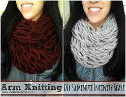 Knit Infinity Scarf Pattern Unique 48 Cozy DIY Infinity Scarves With Free Patterns And Instructions
