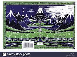 1960s uk the hobbit by j r r tolkien book cover