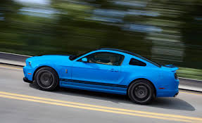 2013 Ford Mustang Shelby GT500 Test   Review   Car and Driver