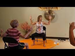 Hr) Lively Chair Yoga Class with Tatis Cervantes-Aiken at Yoga Vista