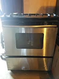 kitchenaid superba stove gas oven manual