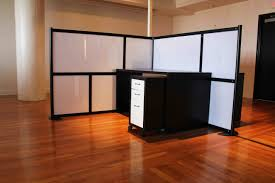 office room dividers used. office room divider stainless steel glass brown wooden varnish table dividers used