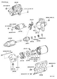 TOYOTA COROLLAKE72V-EVKDS - TOOL-ENGINE-FUEL - STARTER | Japan ...