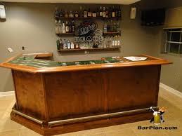 basement sports bar. Basement Bar Chicago Cubs Sports Easy Home Plans Concept