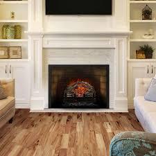 napoleon 18 in woodland electric fireplace log set nefi18h