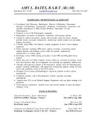 ... Best Radiology Technician Resume Example Singlepageresume With 25  Marvelous Sample X Ray Tech ...