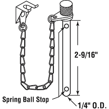 prime line sliding patio door pin lock