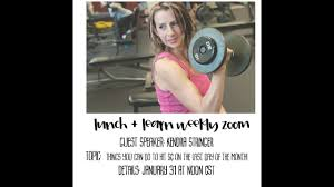 LUNCH + LEARN- KENDRA STRINGER - HOW TO HIT SC THE LAST DAY OF THE ...
