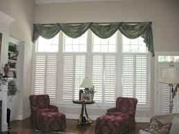 Living Room Window Curtains Nice Window Treatments Ideas For Living Room On Interior Decor