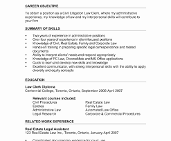 Cover Letter Law Firmample Legal Resume Fresh Clerk Pare And