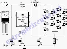 led light bulbs wiring diagram wiring diagram and schematic led light driver circuit diagram zen