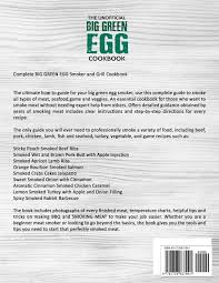 Big Green Egg Turkey Cooking Chart The Unofficial Big Green Egg Cookbook The Art Of Smoking