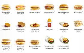 mcdonalds breakfast menu. Brilliant Menu McDonalds Breakfast To Mcdonalds Menu A