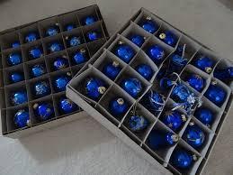 Unbekannt Weihnachtsdeko Glaskugel Mundgeblasen