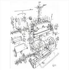 jaguar engine diagram great installation of wiring diagram • exploded view of a 1953 mk vii jaguar in line six internal rh researchgate net jaguar xk8 engine diagram jaguar xj6 engine diagram