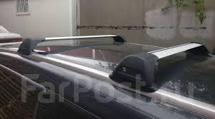<b>Поперечины</b> багажные аэродинамические на Subaru Legacy BP ...