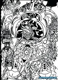 Trippy Coloring Pages Coloring Pages For Adults Trippy Weed Coloring