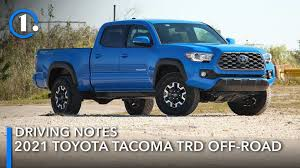 It's time to get out there and tackle your next big adventure. 2021 Toyota Tacoma Trd Off Road Driving Notes Still Truckin