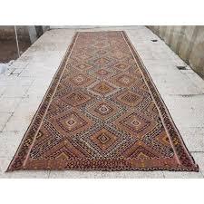home design l shaped kitchen rug awesome vintage handwoven muted color oushak kilim rug runner