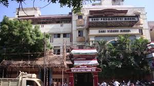 Hotel Manickam Grand Shri Vishnu Mahal Kalyana Mandapam Saligram Chennai Indian Wedding
