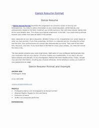 Normal Resume Format Download Best Of Resume Template Downloads