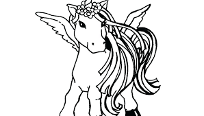 Unicorn Coloring Pages New The Last Unicorn Coloring Pages Doll
