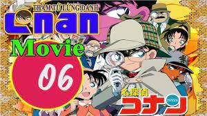 Thám Tử Conan Movie 6: Bóng Ma Phố Baker - Detective Conan Movie 6: The  Phantom Of Baker Street (2002) vietsub + thuyết minh full HD, Động Phym HD