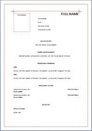 Formal Resume Template Extraordinary Functional Resume Template Red Stars Resume Templates