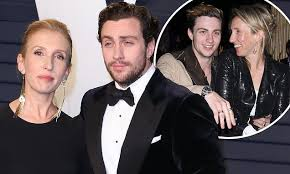 Aaron Taylor-Johnson, 29, 'knew instantly' that wife Sam, 52, was his  'soulmate' | Daily Mail Online