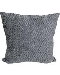 chenille throw pillows. Contemporary Pillows Fairfield Chenille Throw Pillow Grey Intended Pillows