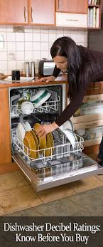 Quietest Dishwasher Dishwasher Decibel Ratings How To Find The Quietest Dishwasher