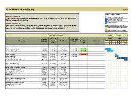 Excel Template For Project Tracking 50 Free Multiple Project Tracking Templates Excel Word
