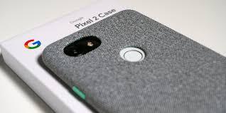 official pixel 2 xl case review