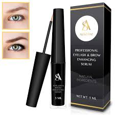 eyelash eyebrow growth serum natural eyelash growth enhancer brow serum